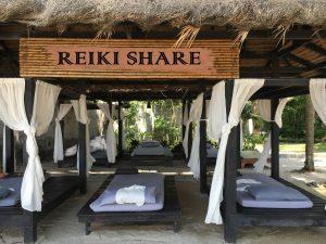 Reiki Share on the Beach